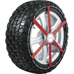 2 Chaînes neige textiles Michelin Easy Grip J11 - 008112