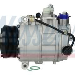 Compressor, air conditioning NISSENS - 89412