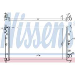 Radiateur NISSENS - 64256