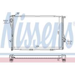 Radiator, engine cooling NISSENS - 60648A