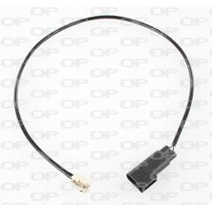 Warning Contact, brake pad wear OPEN PARTS - AK3181.00