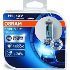 Jeu de 2 ampoules H4 Cool Blue Intense OSRAM - 64193CBI-HCB
