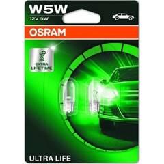 Set of 2 bulbs W5W Ultra Life OSRAM - 2825ULT-02B