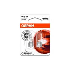 Set van 2 gloeilampen W5W Original Line OSRAM - 2825-02B