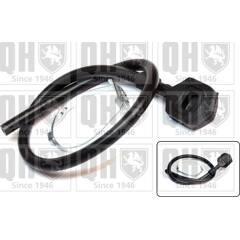 Return Pipe, shock absorber QUINTON HAZELL - EM2110K