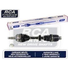 Drive Shafts RCA FRANCE - HO801N