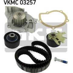 Kit de distribution + pompe à eau SKF - VKMC 03257