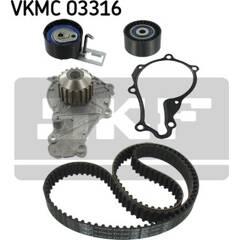 Kit de distribution + pompe à eau SKF - VKMC 03316
