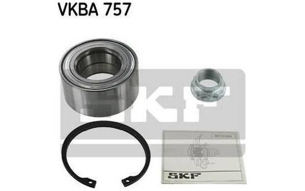 SKF VKBA 757 Kit de roulement de roue