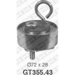 Tensioner Pulley, timing belt SNR - GT355.43