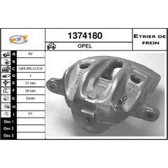 Brake Caliper SNRA - 1374180