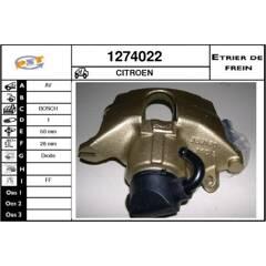Étrier de frein SNRA - 1274022
