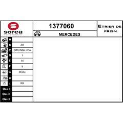 Étrier de frein SNRA - 1377060