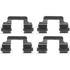 Kit d'accessoires (plaquette de frein) TEXTAR - 82054900