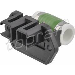Pre-resistor, blower TOPRAN - 600 380