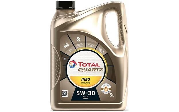 Engine Oil Quartz Inéo Long Life 5W-30 - 5 Liters