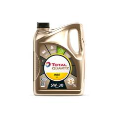 Engine Oil Quartz Ineo ECS 5W-30 C2 - 5 Liters TotalEnergies - 213683