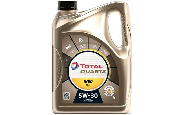 Engine Oil Quartz Ineo MC3 5W-30 C3 - 5 Liters