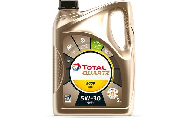 Engine Oil Quartz 9000 NFC 5W-30 - 5 Liters