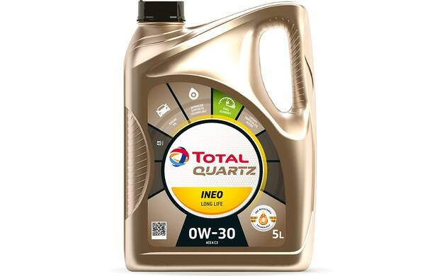 Engine Oil Quartz Ineo Long Life 0W-30 - 5 Liters