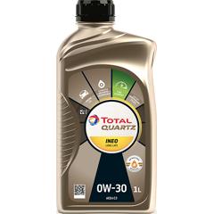 Engine Oil Quartz Ineo Long Life 0W-30 - 1 Liter TotalEnergies - 216246