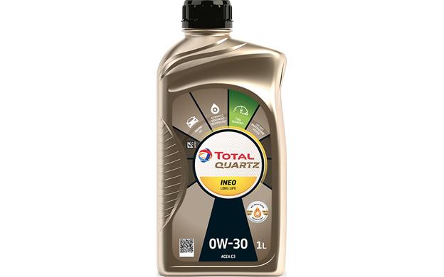 Engine Oil Quartz Ineo Long Life 0W-30 - 1 Liter