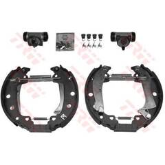 Brake Set, drum brakes TRW - GSK1140