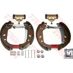 Brake Set, drum brakes TRW - GSK1224