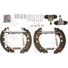 Brake Set, drum brakes TRW - GSK1501