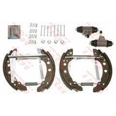 Brake Set, drum brakes TRW - GSK1507