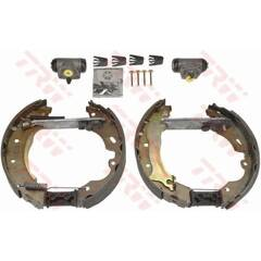 Brake Set, drum brakes TRW - GSK1653