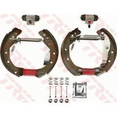 Brake Set, drum brakes TRW - GSK2604