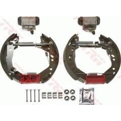 Brake Set, drum brakes TRW - GSK2610