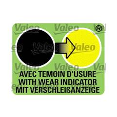 Balai d'essuie-glace VALEO Silencio (à l'unité) VALEO - 574112