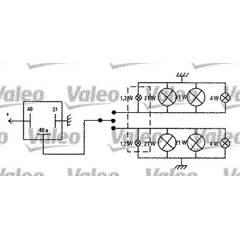 Centrale clignotante VALEO - 641422
