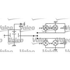 Centrale clignotante VALEO - 641426