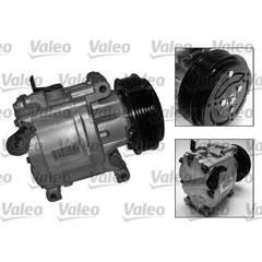 Compresseur de climatisation VALEO - 813171