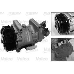 Compresseur de climatisation VALEO - 813189