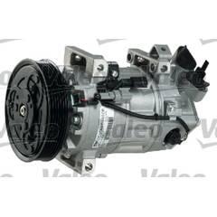 Compresseur de climatisation VALEO - 813383