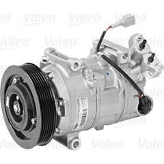 Compresseur de climatisation VALEO - 813386