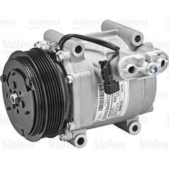 Compresseur de climatisation VALEO - 813416