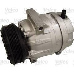 Compresseur de climatisation VALEO - 813634