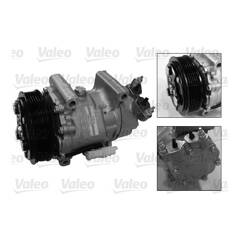 Compressor, airconditioning VALEO - 813189