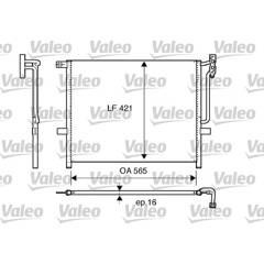 Condenser, air conditioning VALEO - 817383