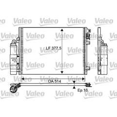 Condenseur de climatisation VALEO - 814051