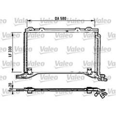 Condenseur de climatisation VALEO - 816949