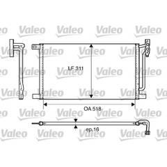 Condenseur de climatisation VALEO - 817405