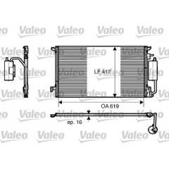 Condenseur de climatisation VALEO - 817809