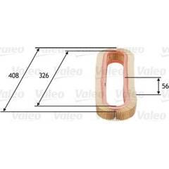 Filtre à air VALEO - 585667