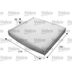 Filtre d'habitacle VALEO - 715620